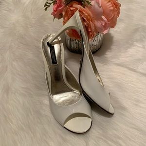 Dolce & Gabbana patent heels, size 38 1/2